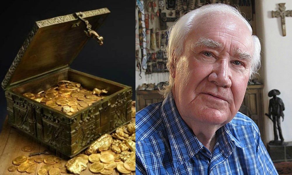 Forrest Fenn's Hidden Treasure Split 1000