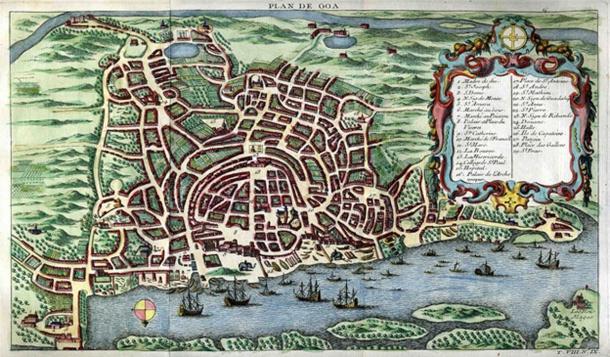 The Flor Do Mar 2.6 Billion Dollar Treasure Map