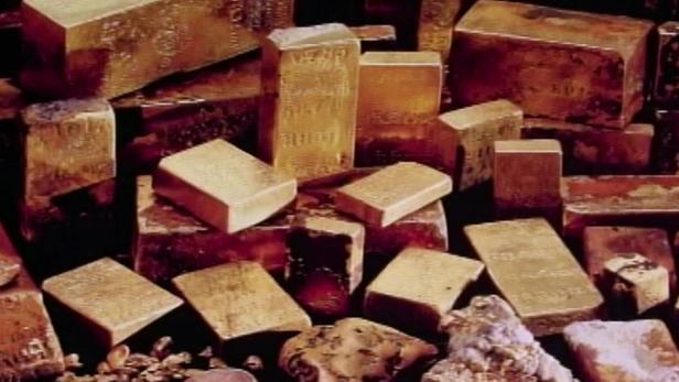 Lost Treasure Alamo gold