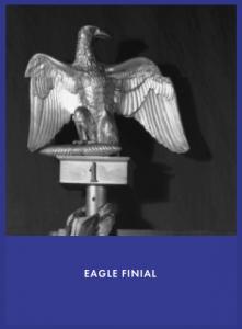 Gardner Museum Heist Eagle