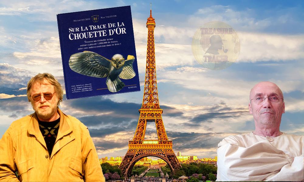 Golden Owl France Riddles Book
