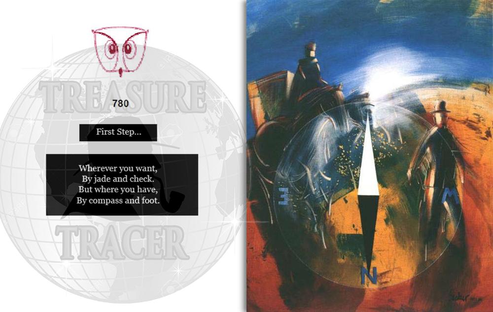 GOLDEN OWL OF FRANCE CLUE 3 TT