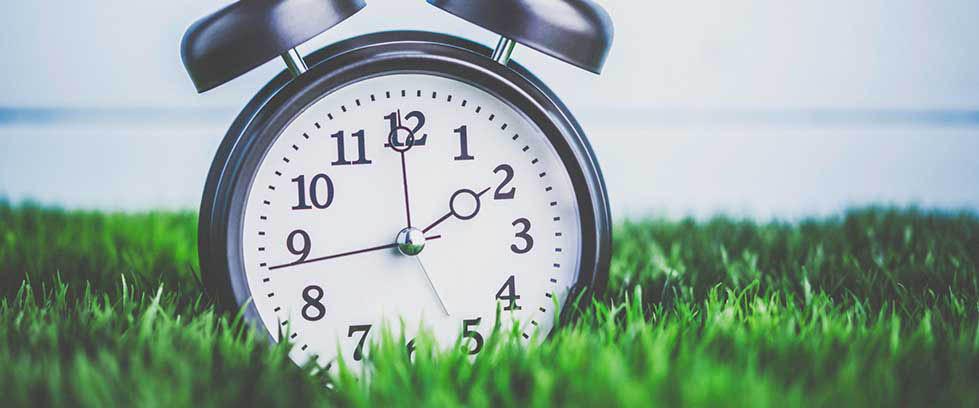 Treasure Hunting-Time Management clock