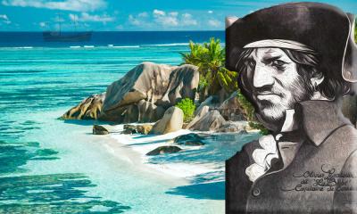 La Buse Treasure- Olivier Levasseur Pirate Treasure
