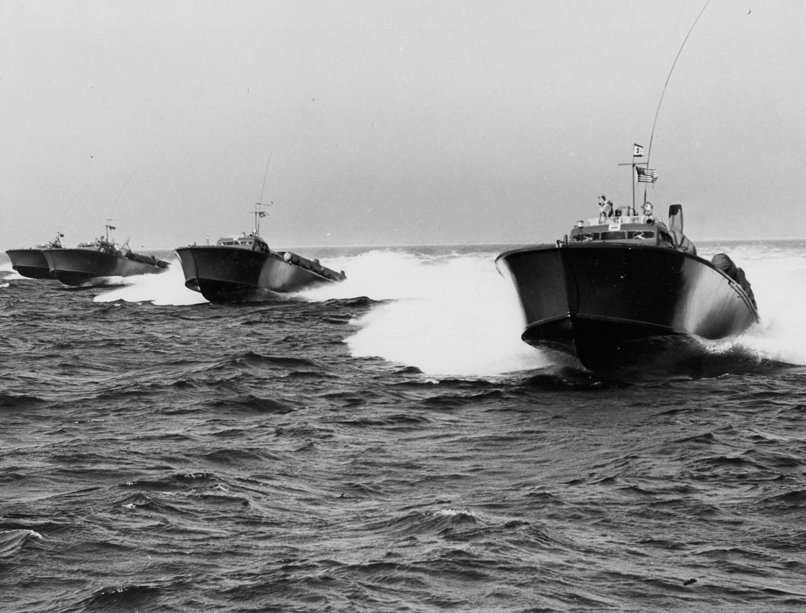 Florida Gold Filled PT Boat